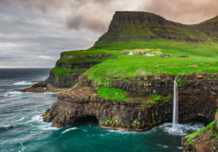Spring & Peak Summer! Cheap full-service flights from Denmark to Faroe Islands from only €139!