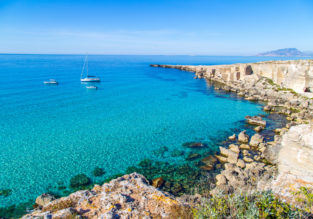 Winter escape in Sicily! 7-night stay in well-rated apartment + flights from Frankfurt Hahn for only €118!