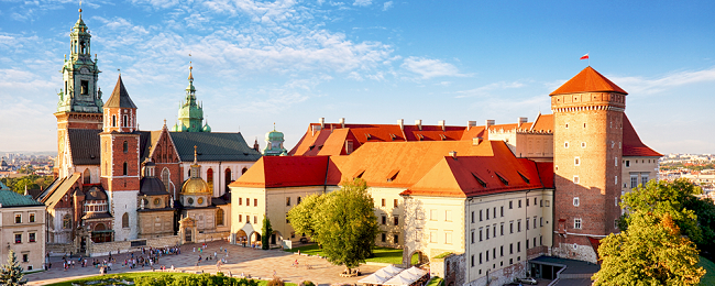 EasyJet to resume flights from London Luton to Krakow, Poland! Tickets from just £13 one way!