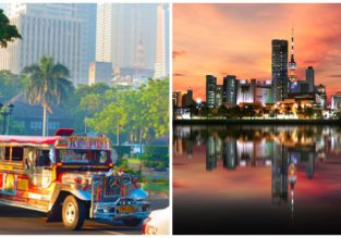 CHEAP! Non-stop from Kuwait to Manila and vice versa from $189!