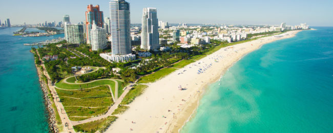 7-night stay in Miami Beach + cheap flights from Berlin for €393!