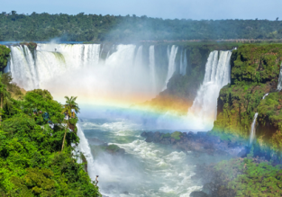 Cheap flights from Austria or Switzerland to Paraguay from only €385!