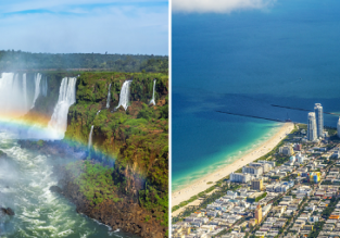 Germany to both Florida and Paraguay in one trip for only €469!