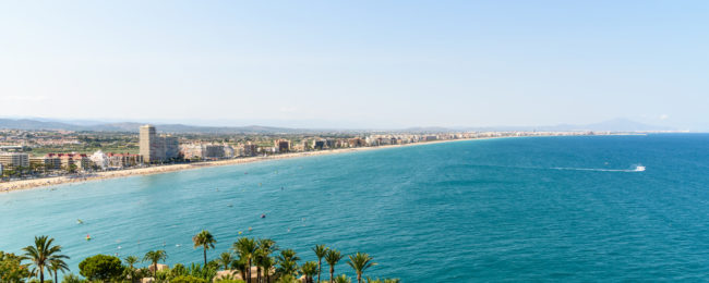 JUNE: 7-night stay in beachfront aparthotel on Spanish Mediterranean coast + flights from London for just £166!