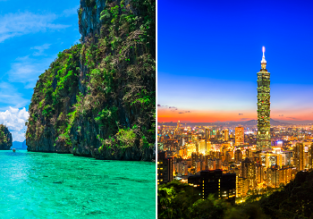 Xiamen Airlines Sale! Cheap flights from Los Angeles to many Asian destinations from only $342!