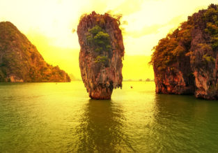 PEAK SEASON! Cheap non-stop flights from Hong Kong to Phuket from only $82!