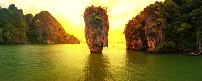 Cheap non-stop flights from Norway to Phuket, Thailand from only €225!