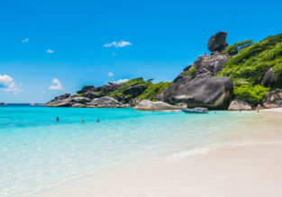 X-mas! Emirates flights from Budapest to Phuket, Thailand for only €400!