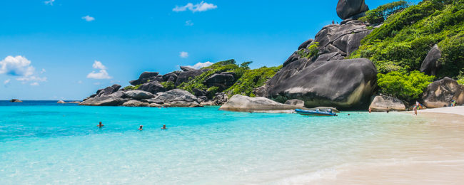 7-night stay in well-rated hotel in Phuket with breakfasts+ flights from Hong Kong for just $206!