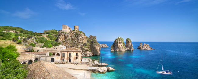 7-night stay in top-rated aparthotel in Sicily + flights from the UK for just £126!