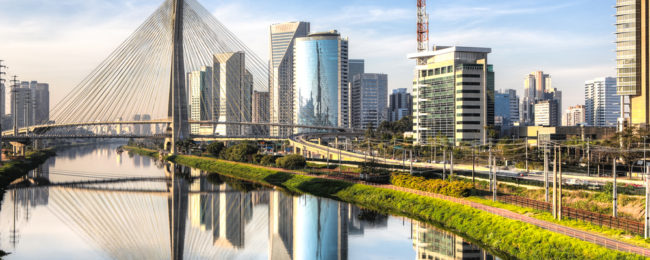 Cheap non-stop flights from New York to Sao Paulo, Brazil for only $475!