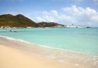 Holiday in Sint Maarten! 7 nights top rated 4* beach resort + direct flights from Paris for €498!