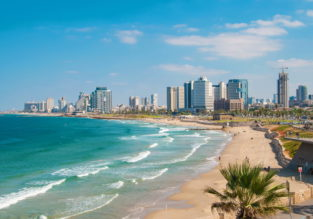 SUMMER, XMAS & NEW YEAR: Romania to Spain, Israel or Netherlands for only €80!
