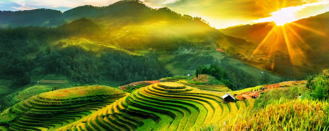 Cheap flights from California to Southeast Asia from just $320!