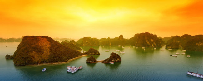 Sydney or Melbourne to Vietnam from AU$224!