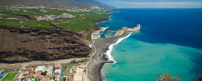 4-night stay in 4* hotel in La Palma, Canary Islands + flights from London for £185!