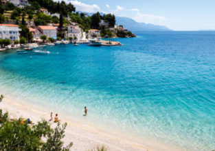 7 nights at well-rated apartment in central Dalmatia, Croatia + cheap flights from Germany for just €122!