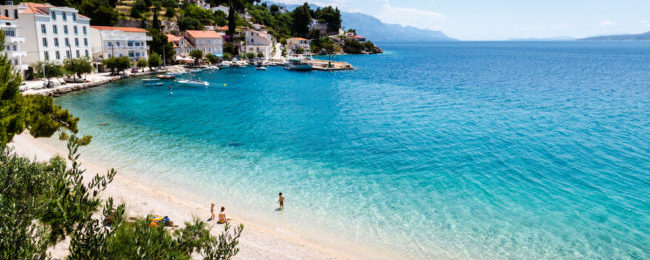 MAY: 7-night stay in Croatia + flights from London for only £130!