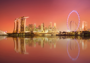 4* Air France and KLM: Cheap flights from Lisbon or Porto to Singapore from only €392!