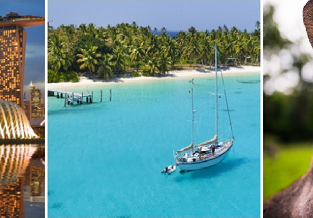 EXOTIC: Singapore, Christmas Island and Australia in one trip from London for £828!