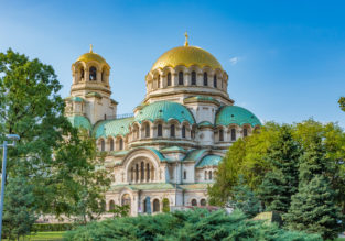 SUMMER: Cheap direct flights from Kyiv to Sofia and Izmir or vice-versa from only €36!