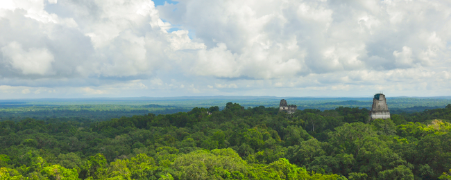 Cheap flights from Italy to Central America from only €369!
