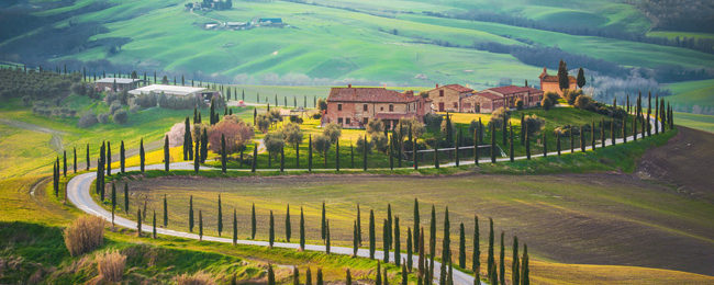 Summer in Tuscany! 6-night stay in 4* top-rated resort + flights from Stockholm for €203!