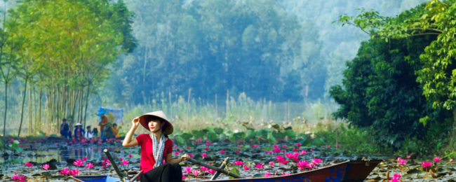 5* Cathay Pacific: Cheap peak season flights from Switzerland to Vietnam, Cambodia or Philippines from only €372!