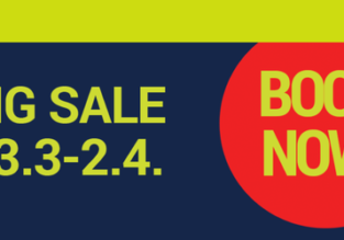 airBaltic Big Sale: Summer flights from only €14 each way!