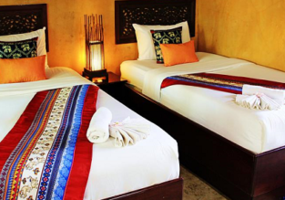 WOW! Twin room in top-rated 3* resort in Thailand for crazy €2.50/ $2.70 per person!