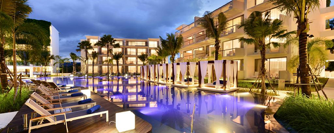 Luxurious 5* Dream Phuket Resort & Spa for only €51! (€25.5/ £22 per person)