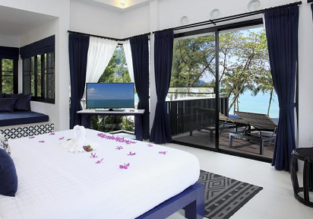 Superior room (41m²) at 5* Thai beach resort for only €34! (€17/ $20 per person incl. breakfast)