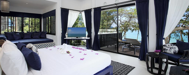 Bed+breakfast stay in superior double room of 5* Thai beach resort for €27/ $28 per person!