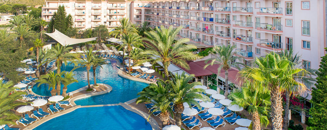 4-night stay in 4* apartment on Mallorca + flights from Stockholm for only €128!