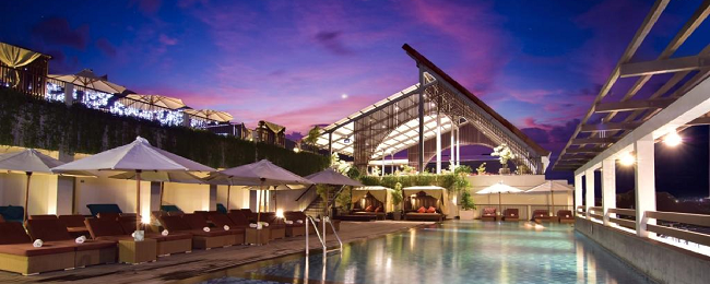 WOW! Excellent 4* hotel on Bali for crazy €5.50 per person/night!