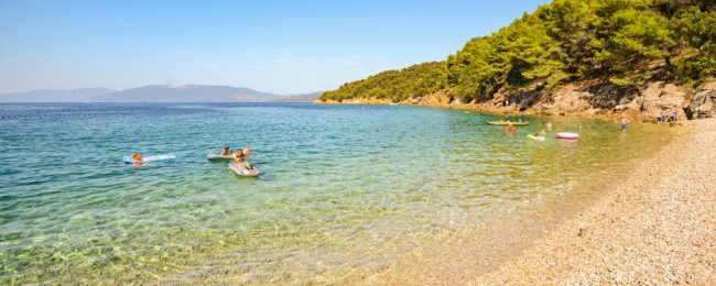 JUNE: 7-night stay in beachfront hotel in Croatia + flights from Copenhagen for €201!