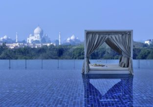 Double room at 5* Radisson Blu Agra nearby Taj Mahal, India for only €42! (€21/ $26 per person)