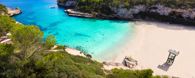 Germany to Palma de Mallorca from only €38!