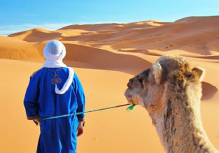 Cheap flights from Germany to Morocco for only €20!