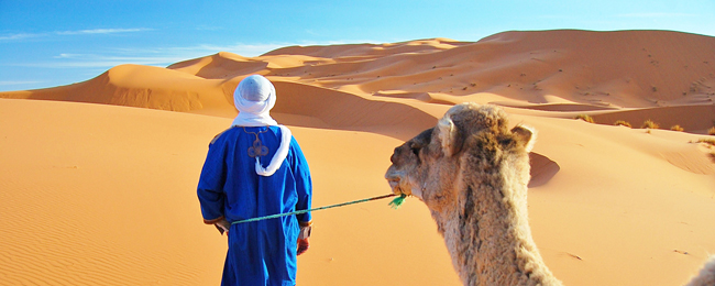 HOT! Germany to Morocco for only €18!