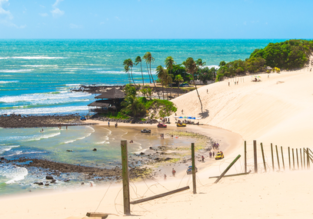 Cheap flights from several German cities to Natal, Brazil from only €368!