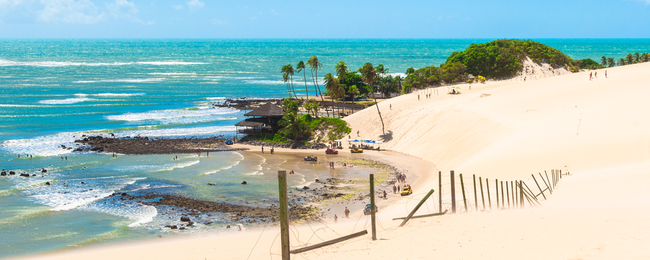 HOT! Germany to Brazil for only €298!