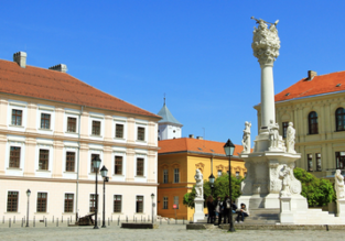 Cheap flights from Switzerland to Osijek, Croatia for just €21!