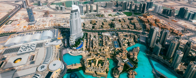 7 nights Half Board at top rated 4* hotel in Abu Dhabi + flights from Germany for €454!