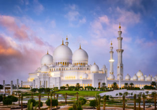 QATAR AIRWAYS: New York to Abu Dhabi for just $523!