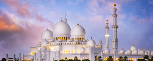 UK to Abu Dhabi from only £215!