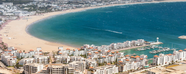 7-night stay at well-rated hotel in Agadir, Morocco + cheap flights from Manchester for £128!
