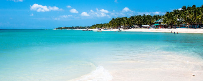 Exotic beach holiday! 13 nights in top-rated cottage in Bantayan Island, Philippines + flights from Germany for €428!