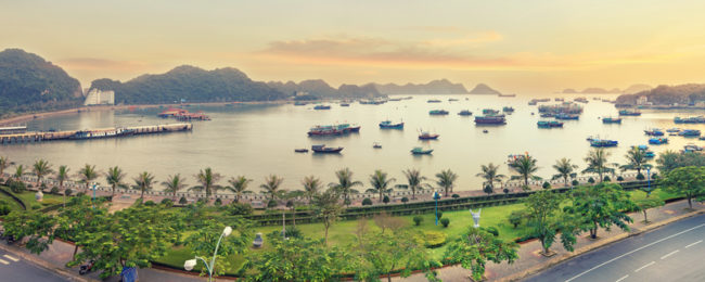 4-night stay in well-rated beachfront hotel on Cat Ba Island, Vietnam + flights from Seoul for $213!