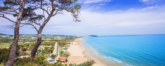 4-night stay in 4* beachfront hotel on Italian Adriatic coast with breakfasts+ flights from Copenhagen for just €154!
